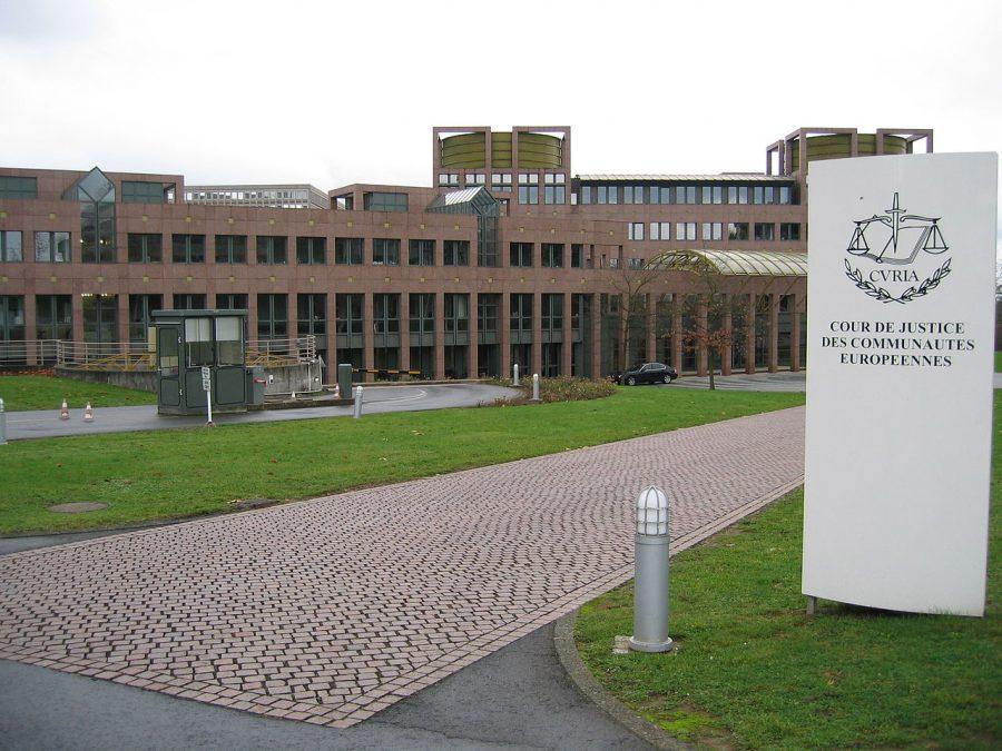 Crédit photo : Wikipedia.com | La Cour de Justice des Communautés Européennes
