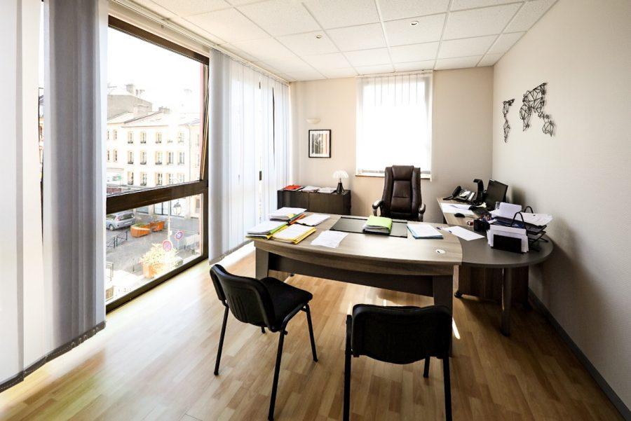 Le Cabinet d'Avocats Michel Nassoy est situé au centre ville de Thionville en Moselle