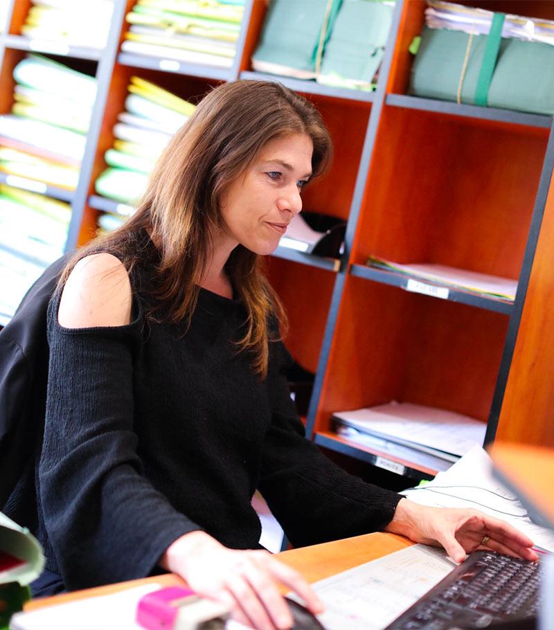 Madame Sylvie FEBRALI